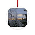 Dawn Ornament (Round)