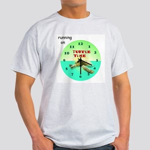 Turtle Time Light T-Shirt