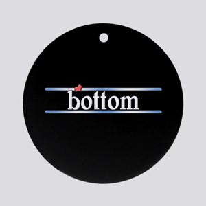 Bottom Ornament (Round)