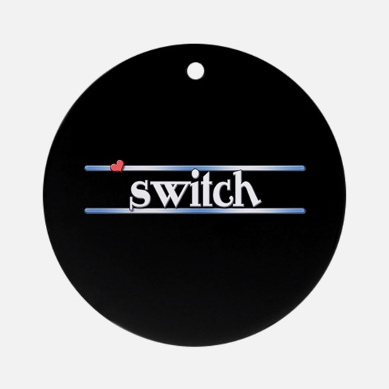 Switch Ornament (Round)