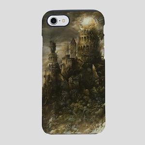 Gothic Castle iPhone 7 Tough Case