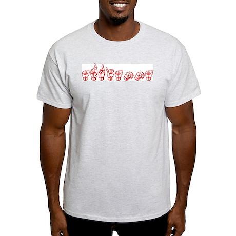 Adrianna Ash Grey T-Shirt