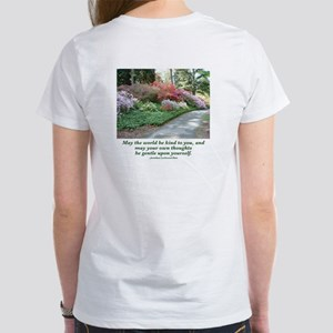 Women's T-Shirt: Kind-Gentle