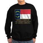 Proud Citizen of North Carolina Sweatshirt (dark)