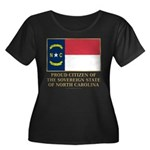 Proud Citizen of North Carolina Women's Plus Size