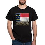 Proud Citizen of North Carolina Dark T-Shirt