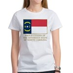 Proud Citizen of North Carolina Women's T-Shirt