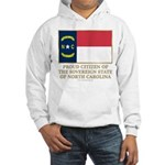 Proud Citizen of North Carolina Hooded Sweatshirt