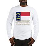 Proud Citizen of North Carolina Long Sleeve T-Shir