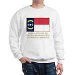Proud Citizen of North Carolina Sweatshirt
