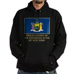 New York Proud Citizen Hoodie (dark)