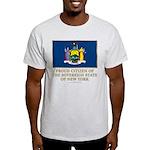 New York Proud Citizen Light T-Shirt