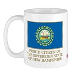 New York Proud Citizen Mug