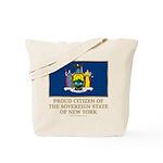 New York Proud Citizen Tote Bag
