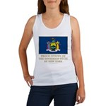 New York Proud Citizen Women's Tank Top