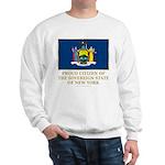 New York Proud Citizen Sweatshirt