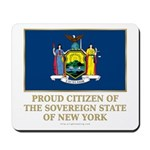 New York Proud Citizen Mousepad