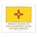 New Mexico Proud Citizen Small Poster