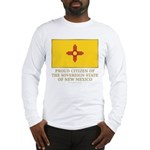 New Mexico Proud Citizen Long Sleeve T-Shirt