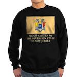 New Jersey Proud Citizen Sweatshirt (dark)