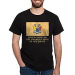 New Jersey Proud Citizen Dark T-Shirt