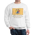 New Jersey Proud Citizen Sweatshirt