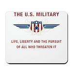 U.S. Military Mousepad