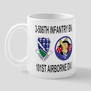 3-506th Infantry Vietnam 11 Ounce Mug 4