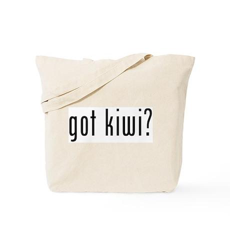 got kiwi? Tote Bag