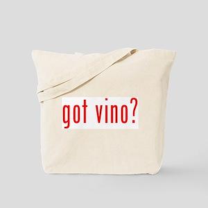 got vino? Tote Bag