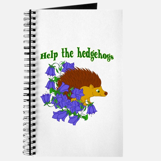 Help the Hedgehogs Journal