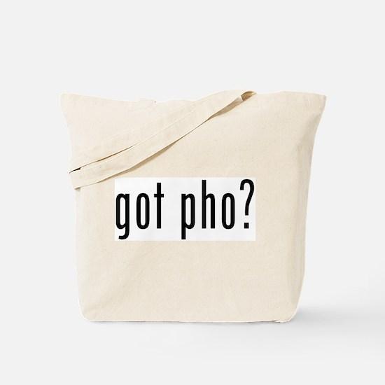 got pho? Tote Bag