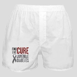 Juvenile Diabetes Boxer Shorts