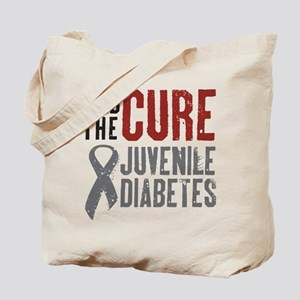 Juvenile Diabetes Tote Bag