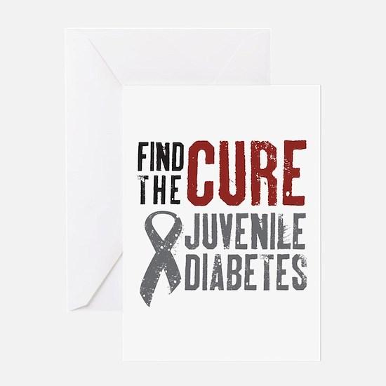 Juvenile Diabetes Greeting Card