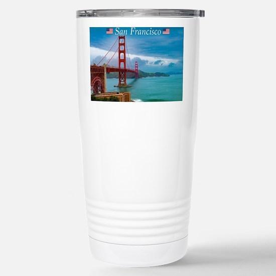 Cute California souvenir Travel Mug