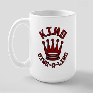 King Ding-A-Ling Large Mug