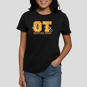 Lots of Dots Women's Dark T-Shirt