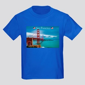 Stunning! Golden Gate Bridge San Francisco T-Shirt