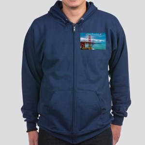 Stunning! Golden Gate Bridge San Franci Sweatshirt