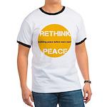Rethink Peace Ringer T