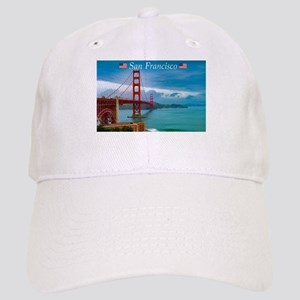 Stunning! Golden Gate Bridge San Francisco Cap