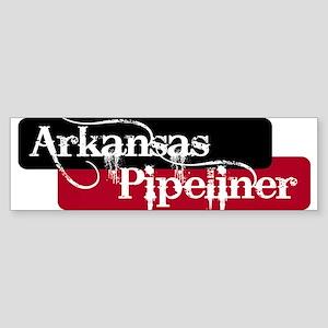 Arkansas Pipeliner Bumper Sticker