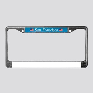 Stunning! Golden Gate Bridge S License Plate Frame