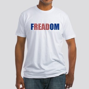 FREADOM Fitted T-Shirt