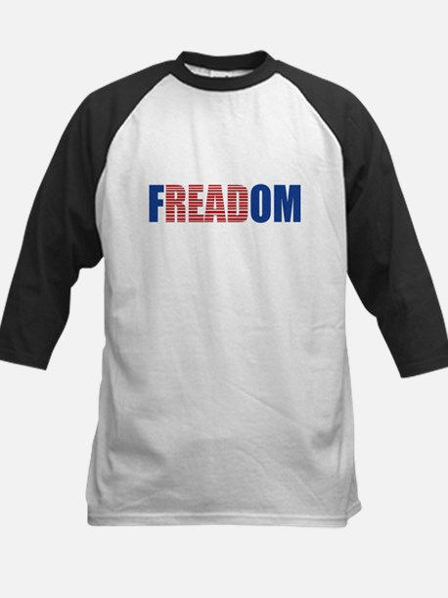 FREADOM Kids Baseball Jersey