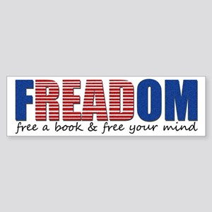 FREADOM Bumper Sticker