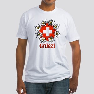 Gruezi Fitted T-Shirt
