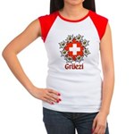 Gruezi Women's Cap Sleeve T-Shirt