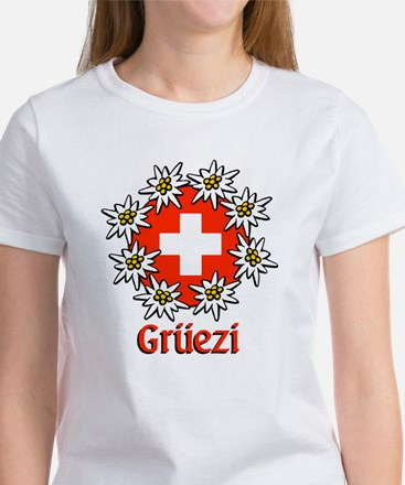Gruezi Women's T-Shirt